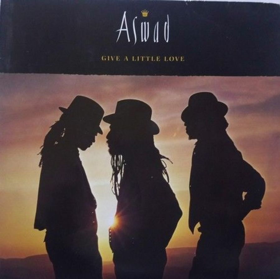 Aswad - Give A Little Love - Vinyl Record 7