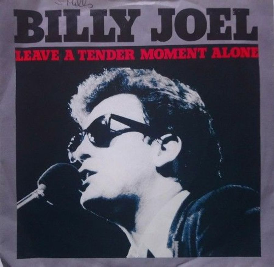 Billy Joel - Leave A Tender Moment Alone - Vinyl Record 7