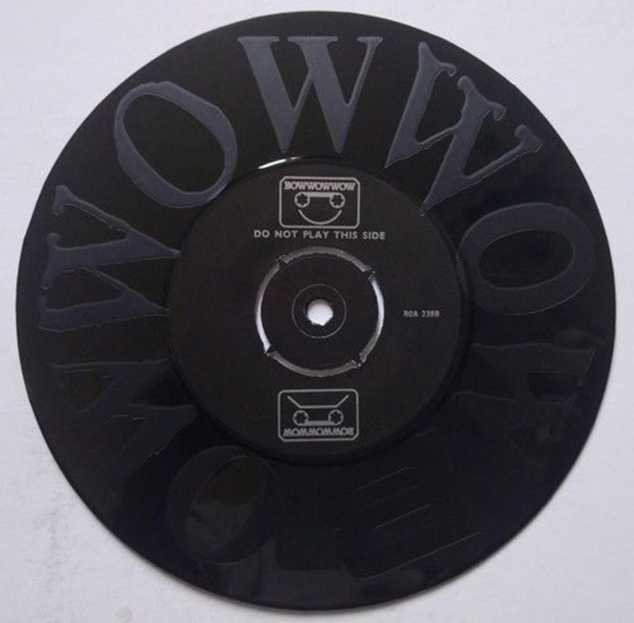 Bow Wow Wow - I Want Candy ( Special Edition ) - Vinyl Record 7