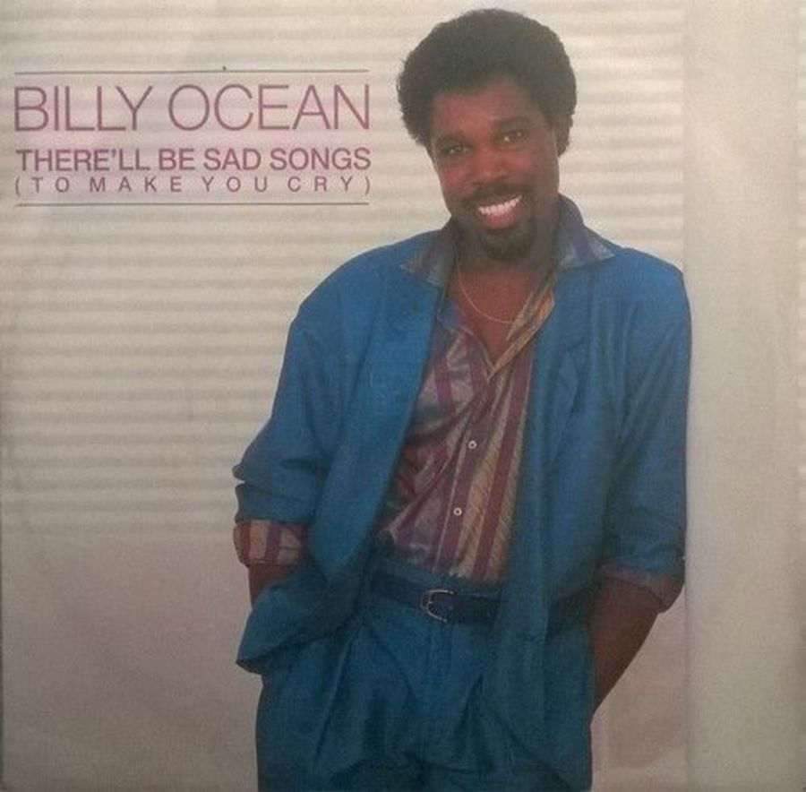 Billy Ocean - There'll Be Sad Songs - 7