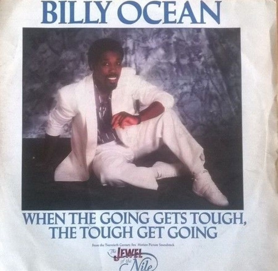 Billy Ocean - When The Going Gets Tough - 7