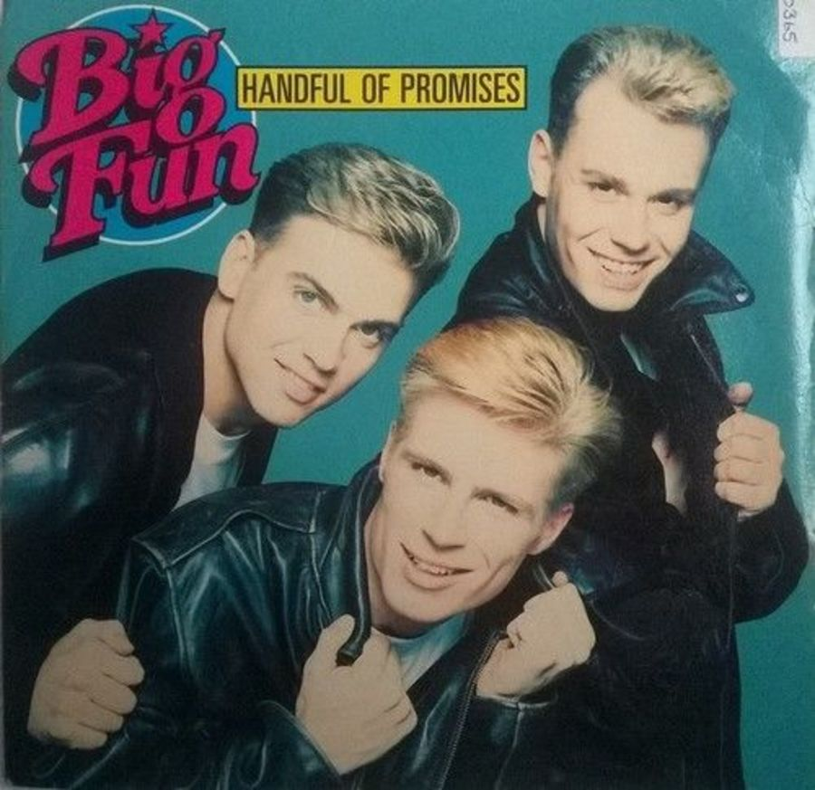 Big Fun - Handful Of Promises - 7