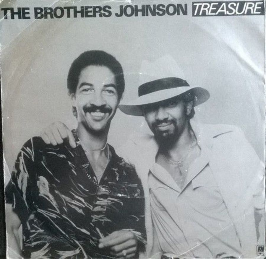 The Brothers Johnson - Treasure - Vinyl Record 7