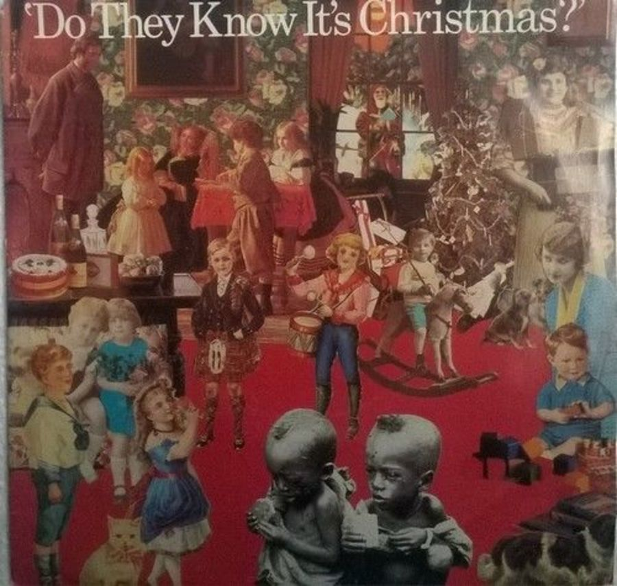 Band Aid - Do They Know It's Christmas - 7