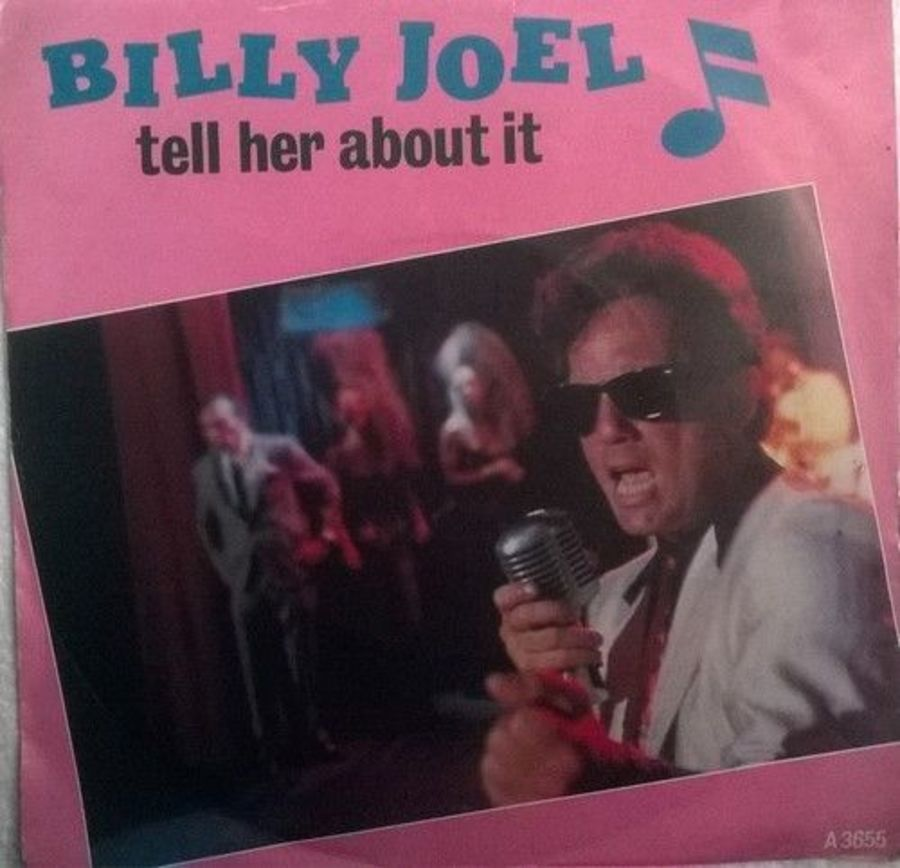 Billy Joel - Tell Her About It - 7