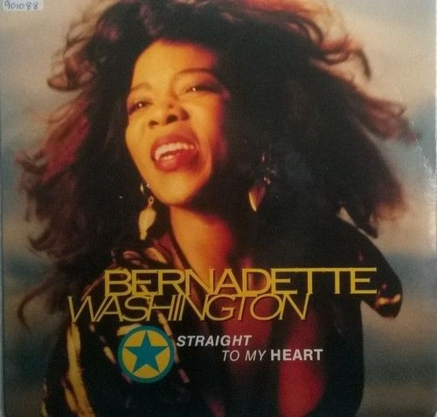 Bernadette Washington - Straight To My Heart - 7