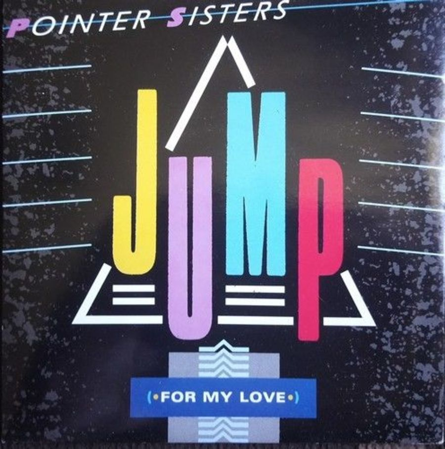 Pointer Sisters - Jump - Vinyl Record 7