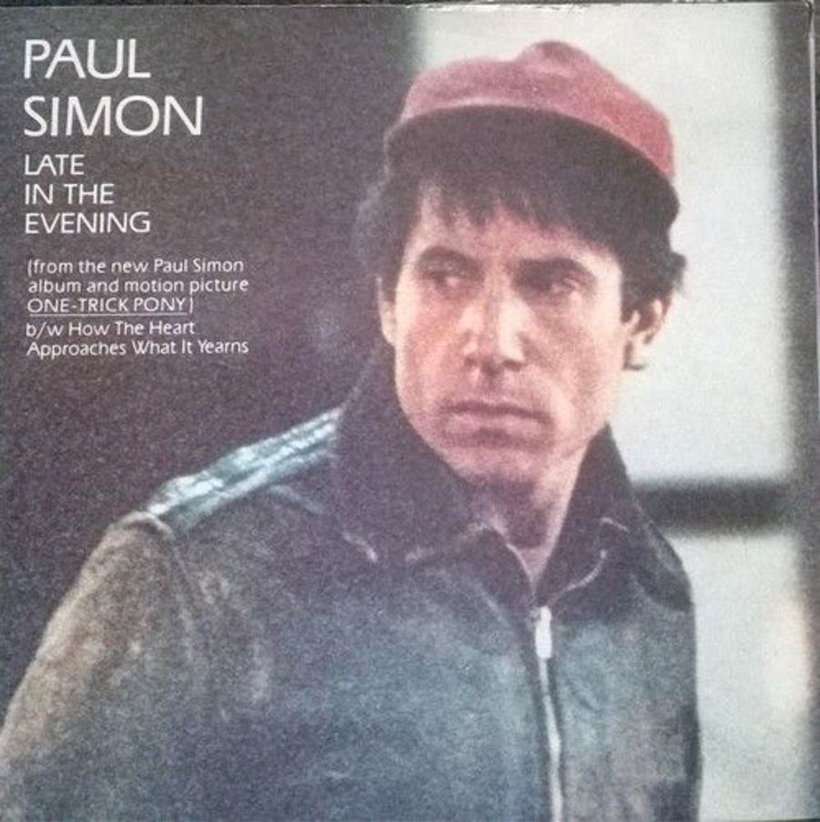 Paul Simon - Late In The Evening - Vinyl Record 7