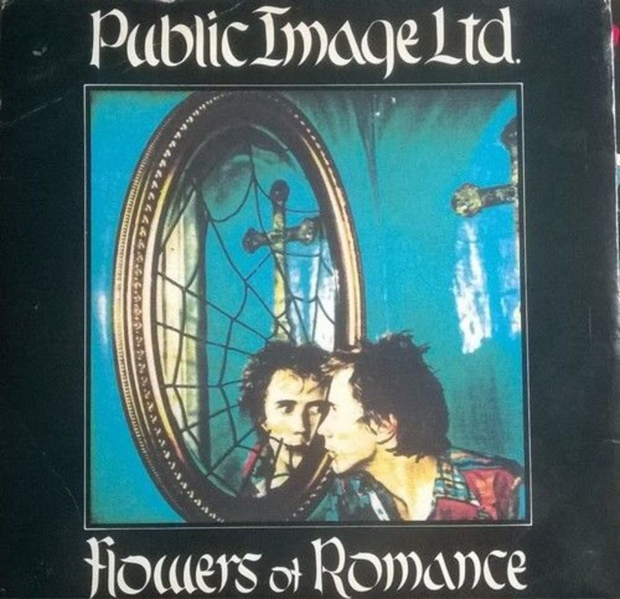Public Image LTD - Flowers Of Romance - Vinyl Record 7