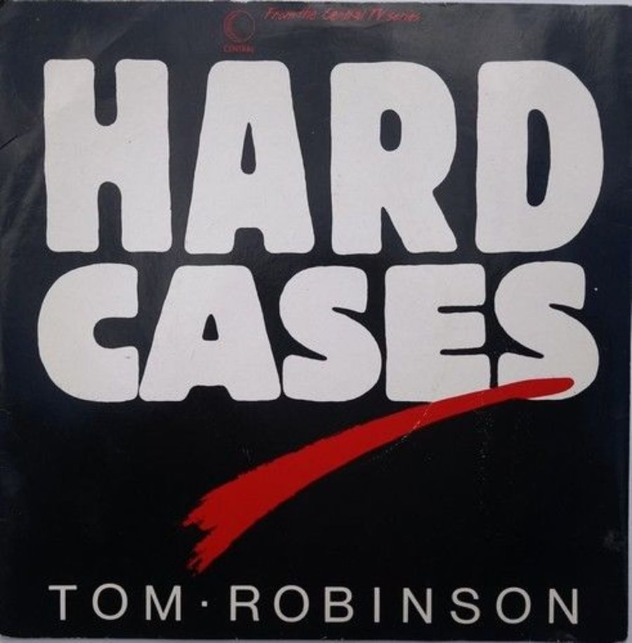 Tom Robinson - Hard Cases - Vinyl Record 7