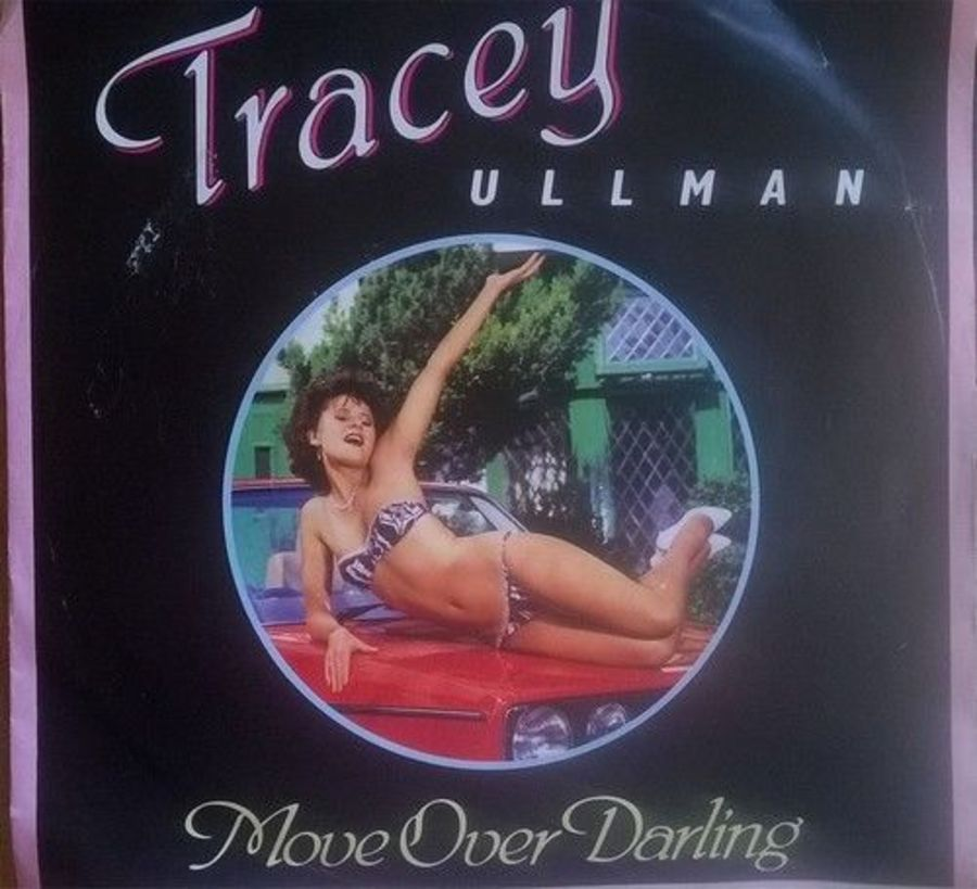 Tracy Ullman - Move Over Darling - Vinyl Record 7