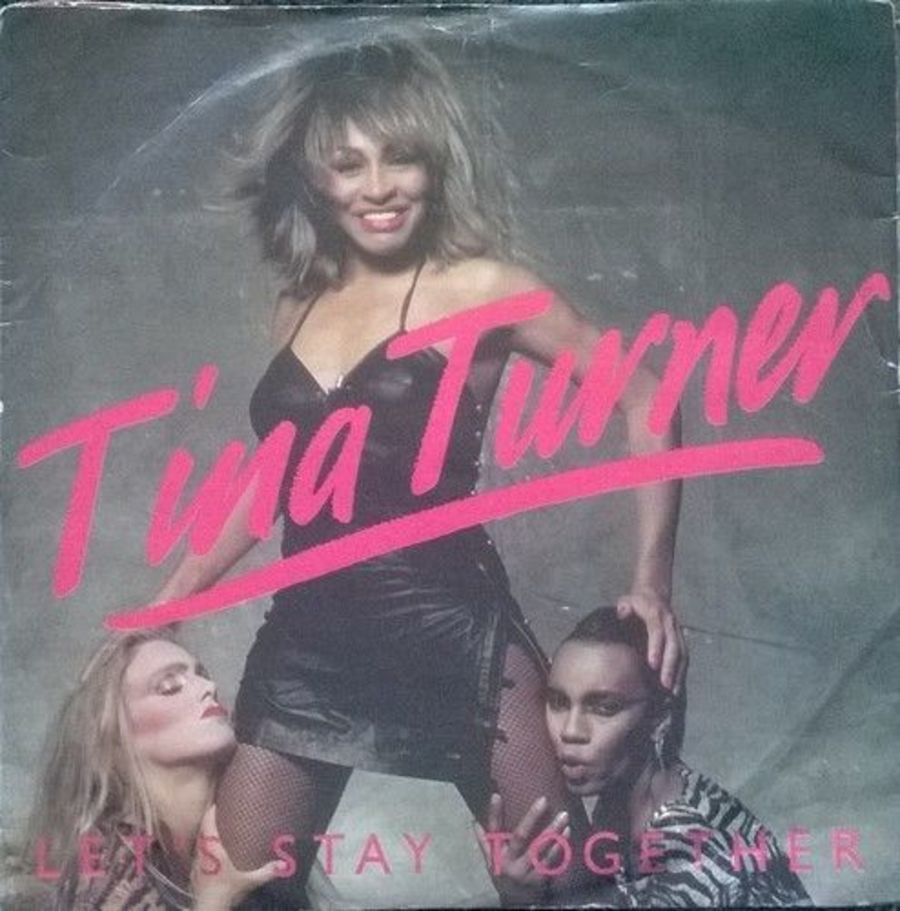 Tina Turner - Let's Stay Together - Vinyl Record 7