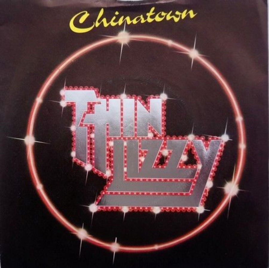 Thin Lizzy - Chinatown- Vinyl Record 7