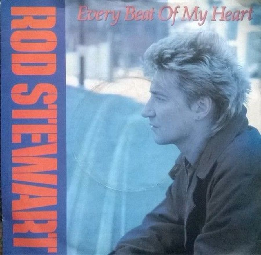 Rod Stewart - Every Beat Of My Heart - Vinyl Record 7