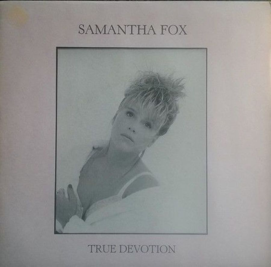 Samantha Fox - True Devotion - Vinyl Record 7