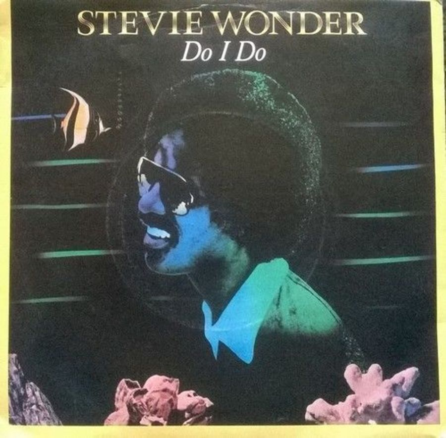 Stevie Wonder - Do I Do - Vinyl Record 7