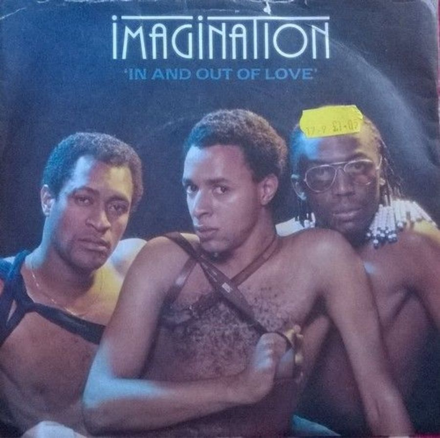 Imagination - In And Out Of Love - Vinyl Record 7