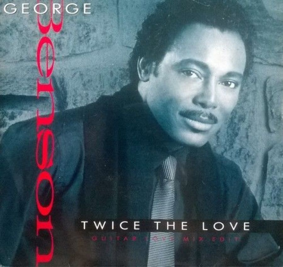 George Benson - Twice The Love - Vinyl Record 7