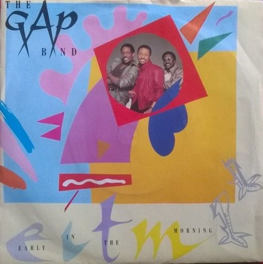 The Gap Band - Early In The Morning - 7