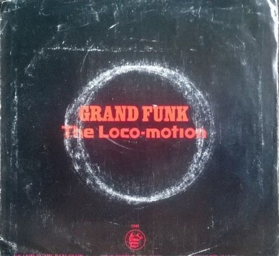 Grand Funk - The Loco Motion- Vinyl Record 7