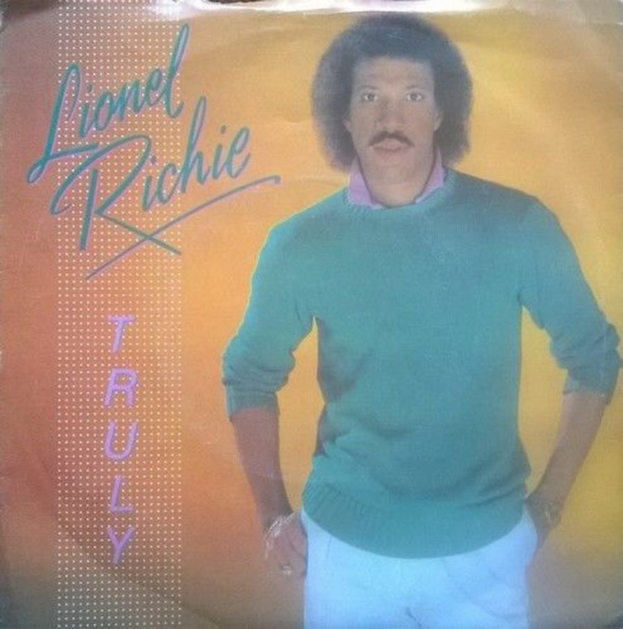 Lionel Richie - Truly - Vinyl Record 7