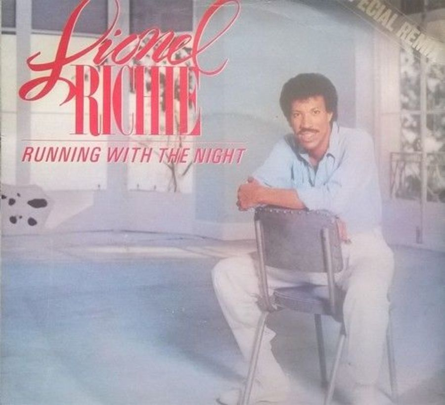 Lionel Richie - Running With The Night - Vinyl Record 7