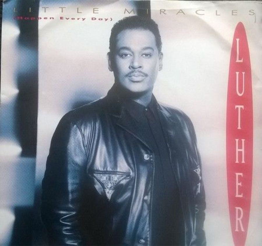 Luther Vandross - Little Miracles - Vinyl Record 7