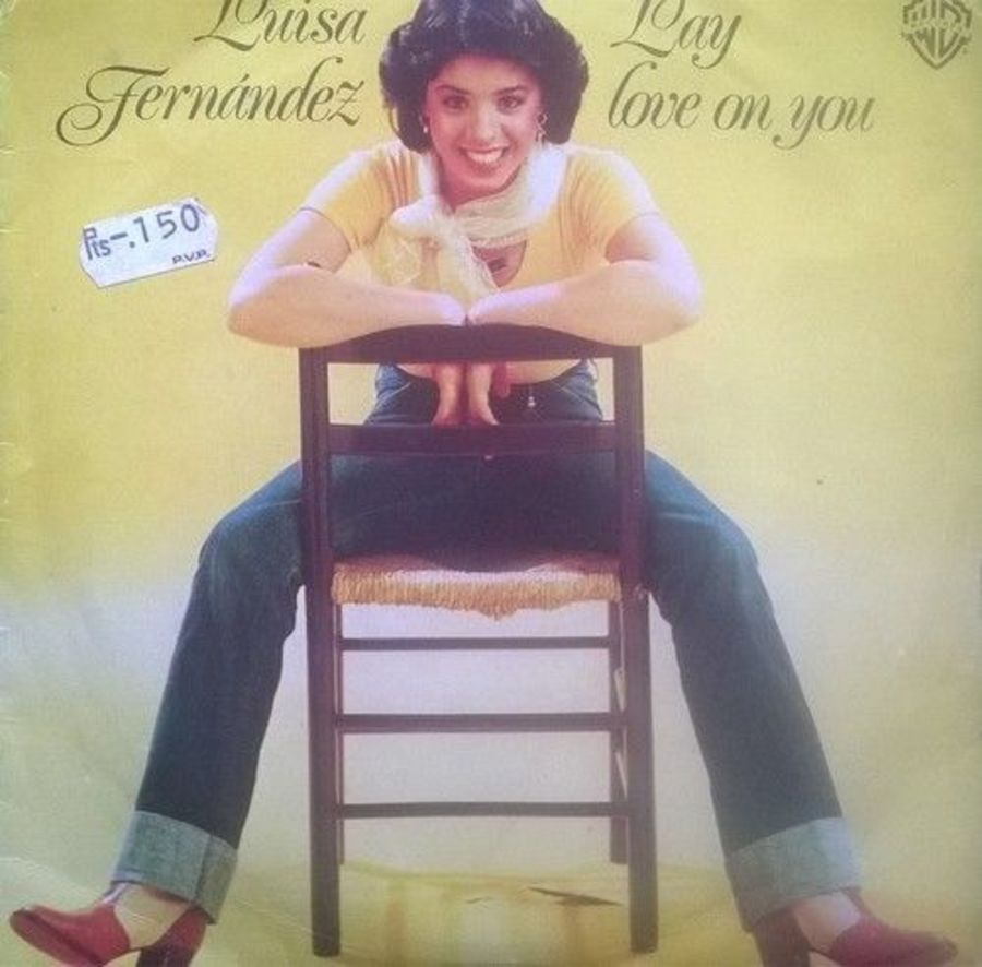 Luisa Fernandez - Lay Love On You - Vinyl Record 7