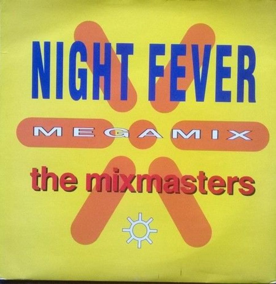 The Mixmasters - Night Fever - Vinyl Record 7