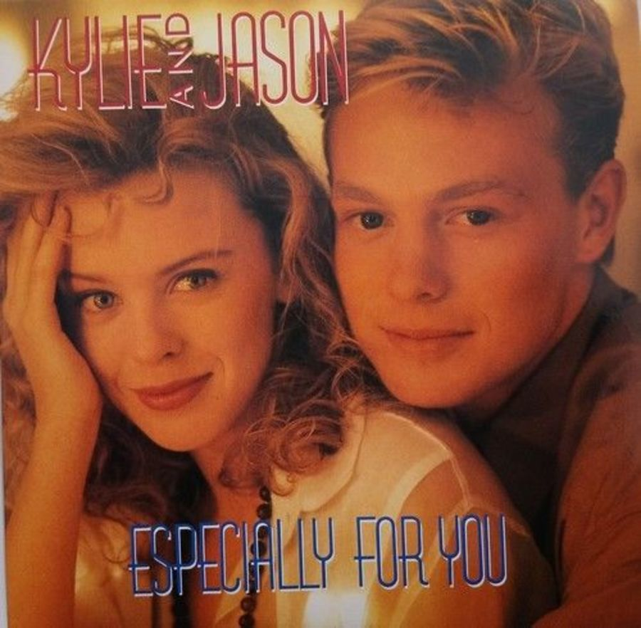 Kylie & Jason - Especially For You Vinyl Record 7