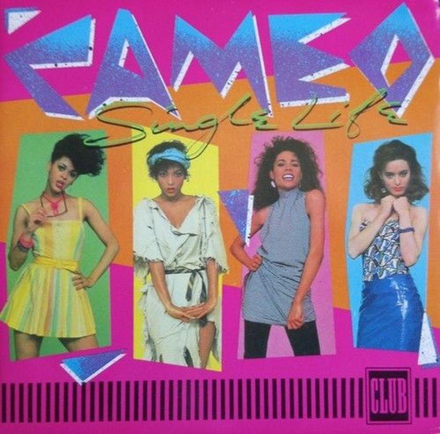 Cameo - Single Life - Vinyl Record 7