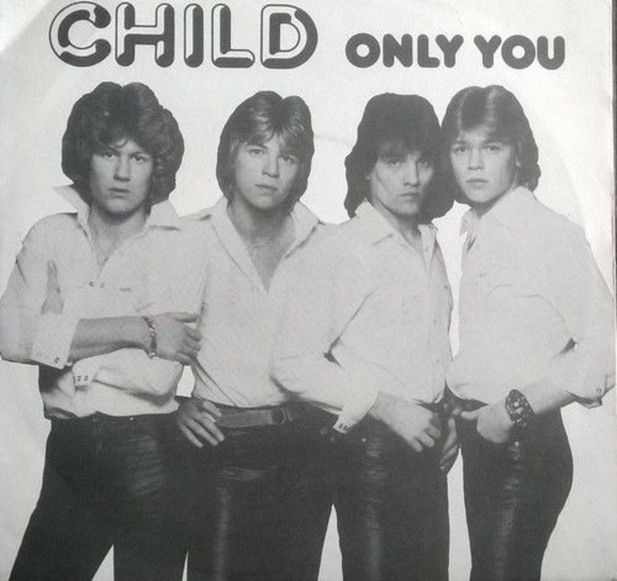 Child - Only You - Vinyl Record 7