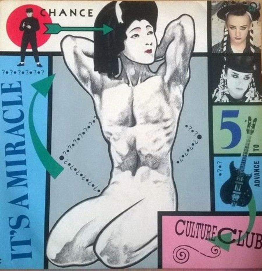 Culture Club - It's A Miracle - 7
