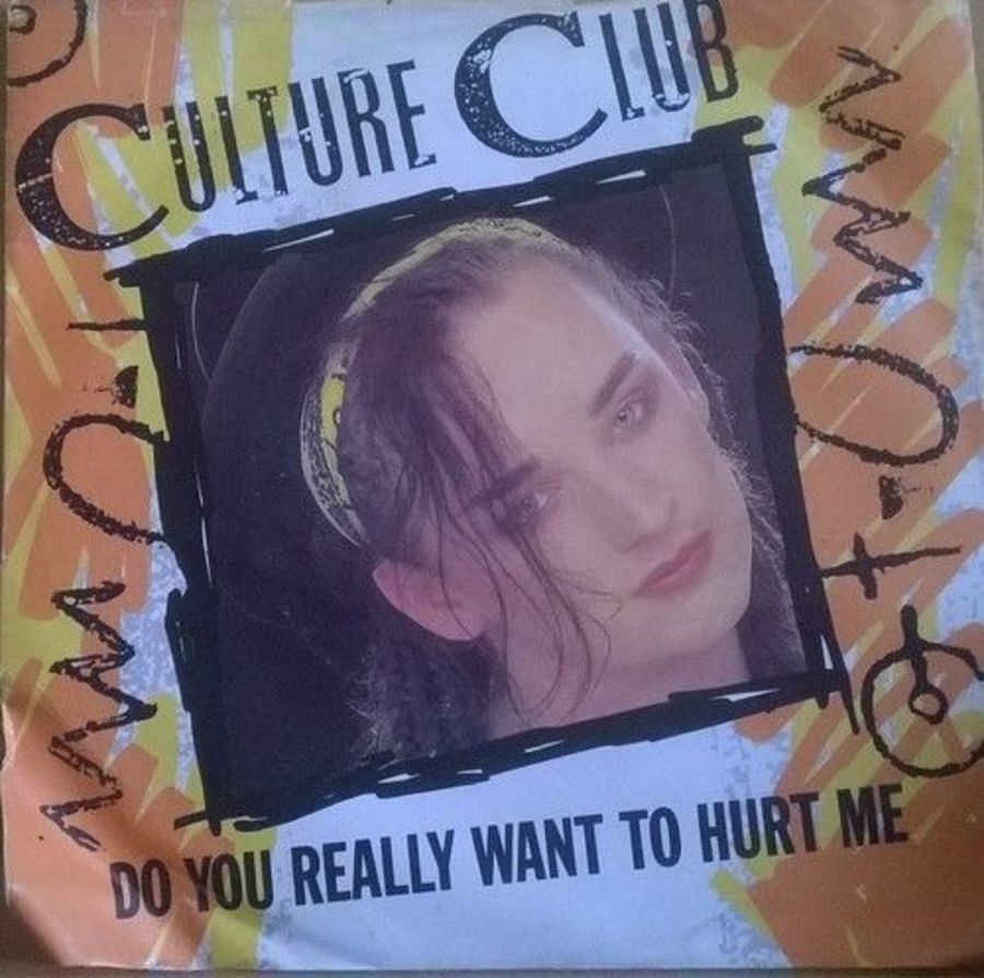 Culture Club - Do You Really Want To Hurt Me - 7