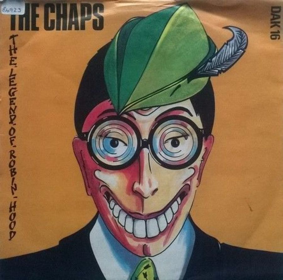 THE CHAPS - THE LEGEND OF ROBIN HOOD 7