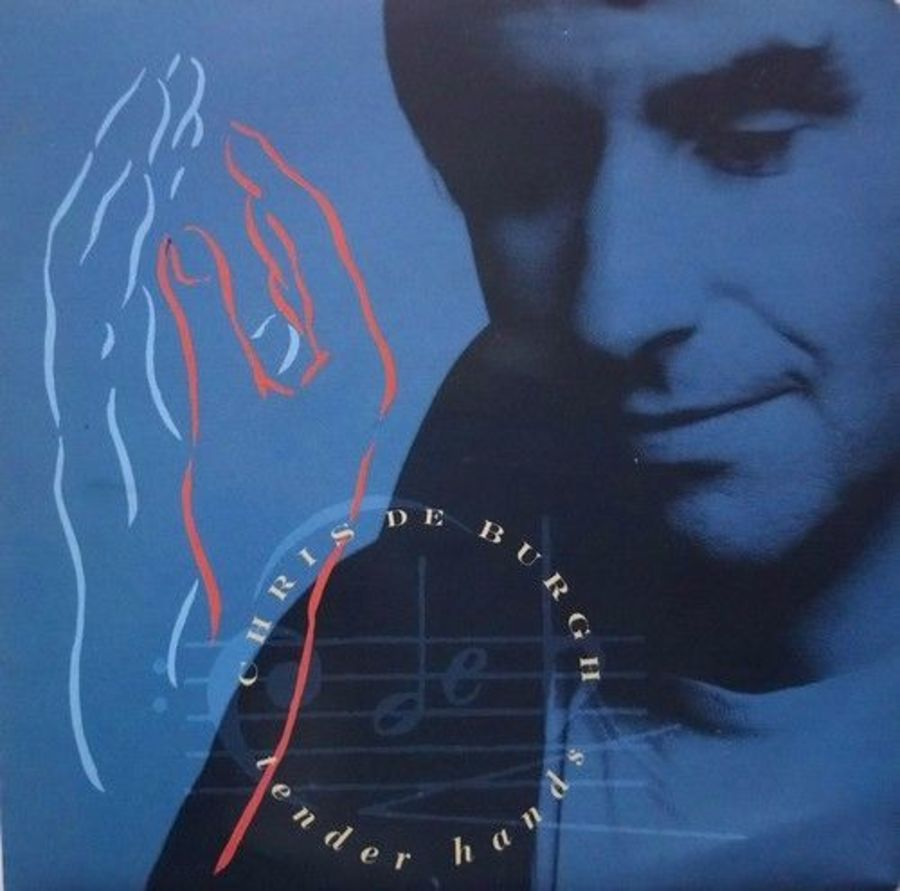 Chris De Burgh - Tender Hands - Vinyl Record 7