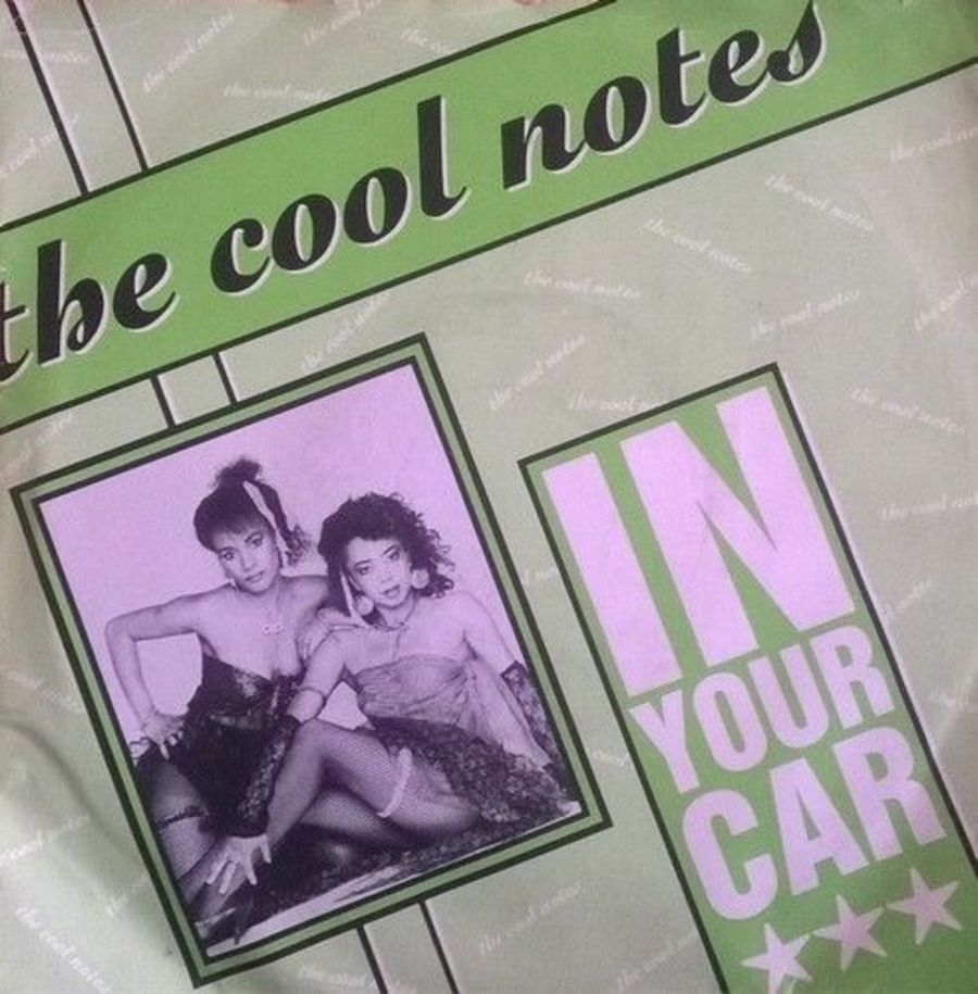 The Cool Notes - In Your Car - 7