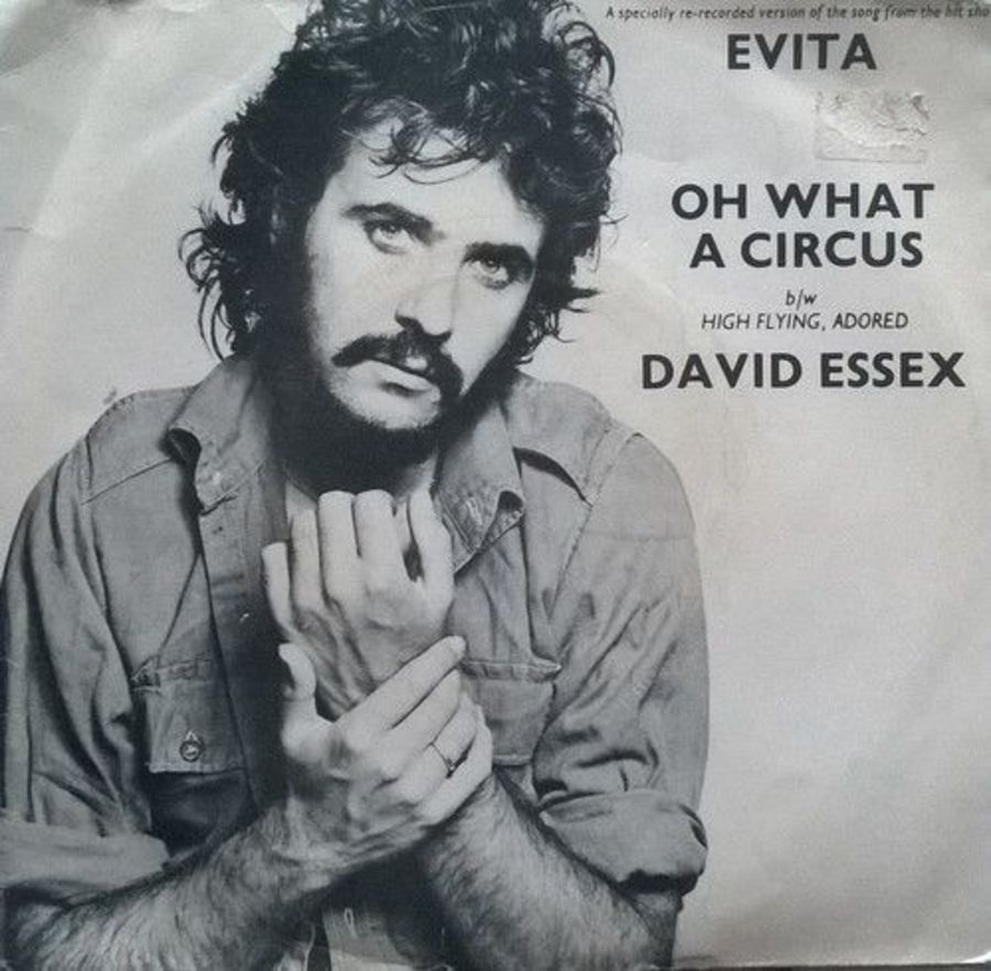David Essex - Oh What A Circus - 7