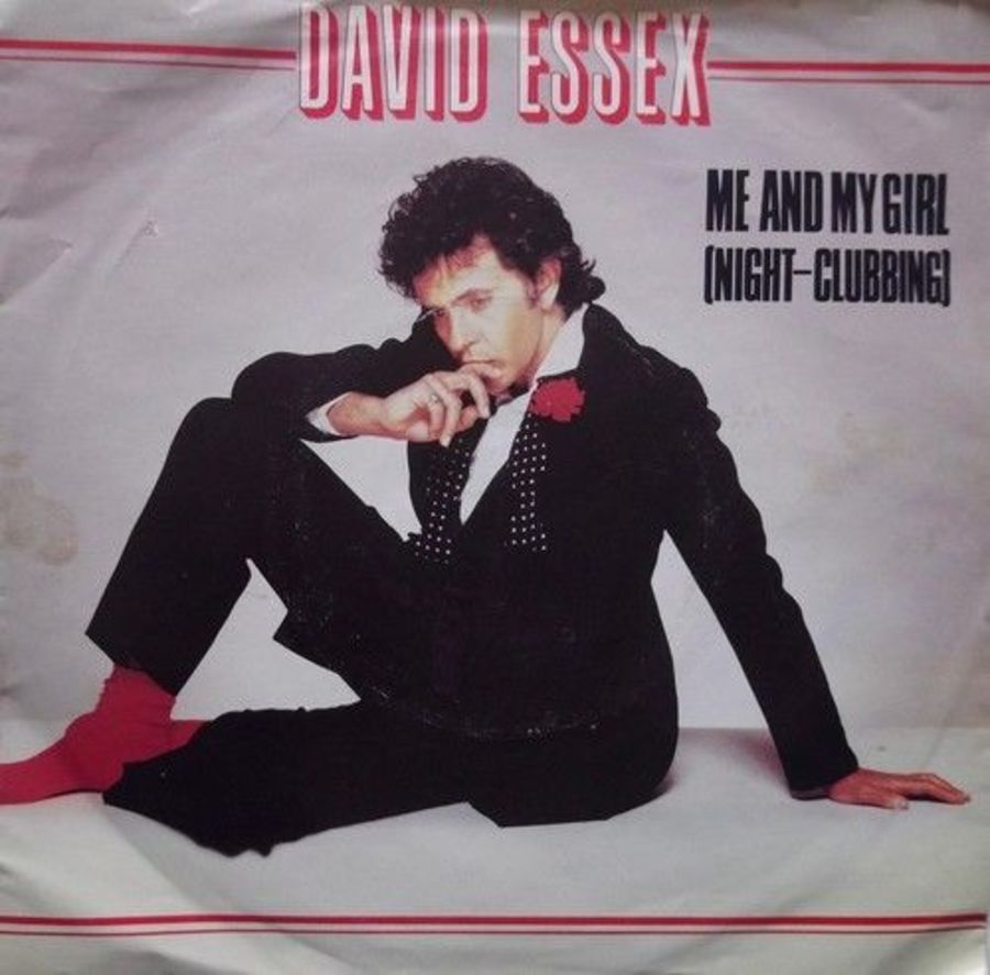 David Essex - Me And My Girl - Vinyl Record 7