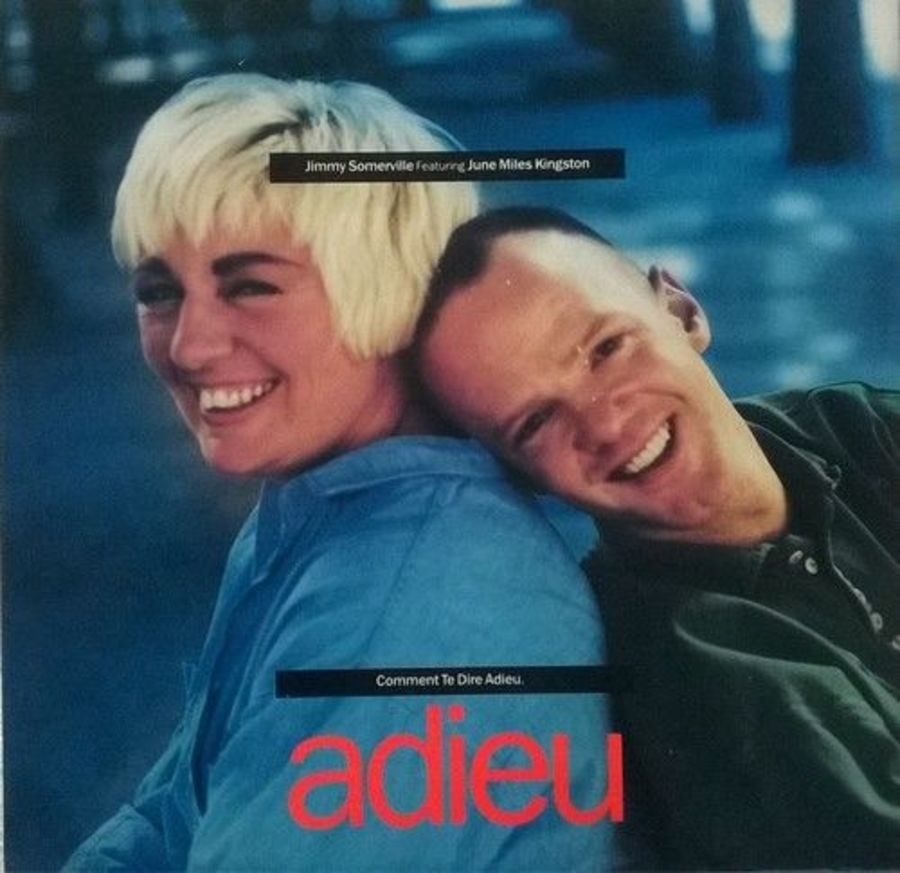 Jimmy Somerville - Adieu - 12