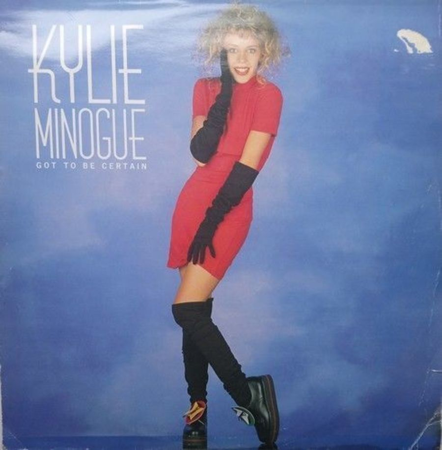 Kylie Minogue - Got To Be Certain - 12
