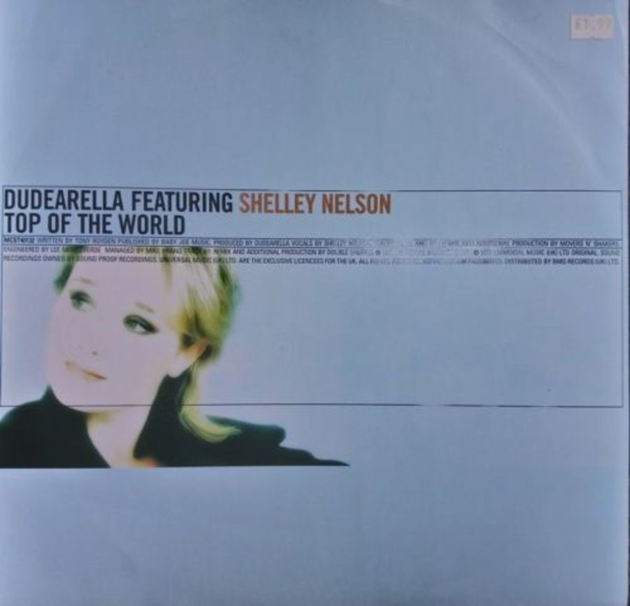 Dudearella FT Shelly Nelson - Top Of The World - 12