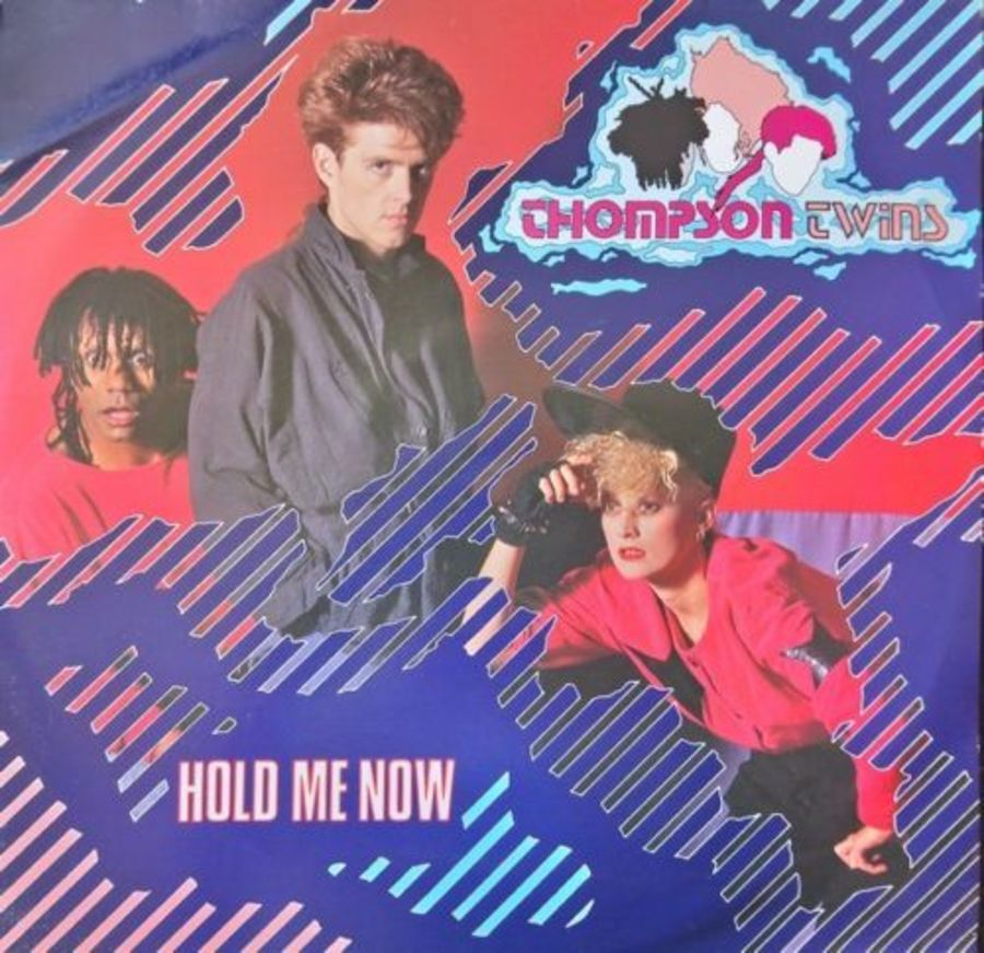 Thompson Twins - Hold Me Now - 12