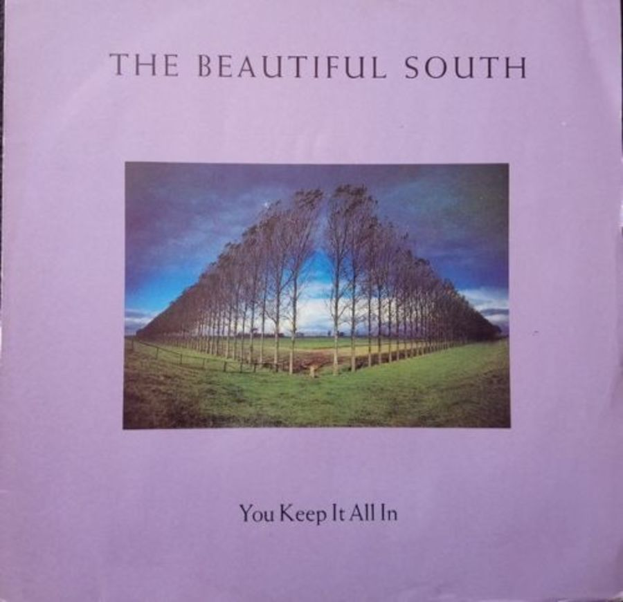 The Beautiful South - You Keep It All In - 12
