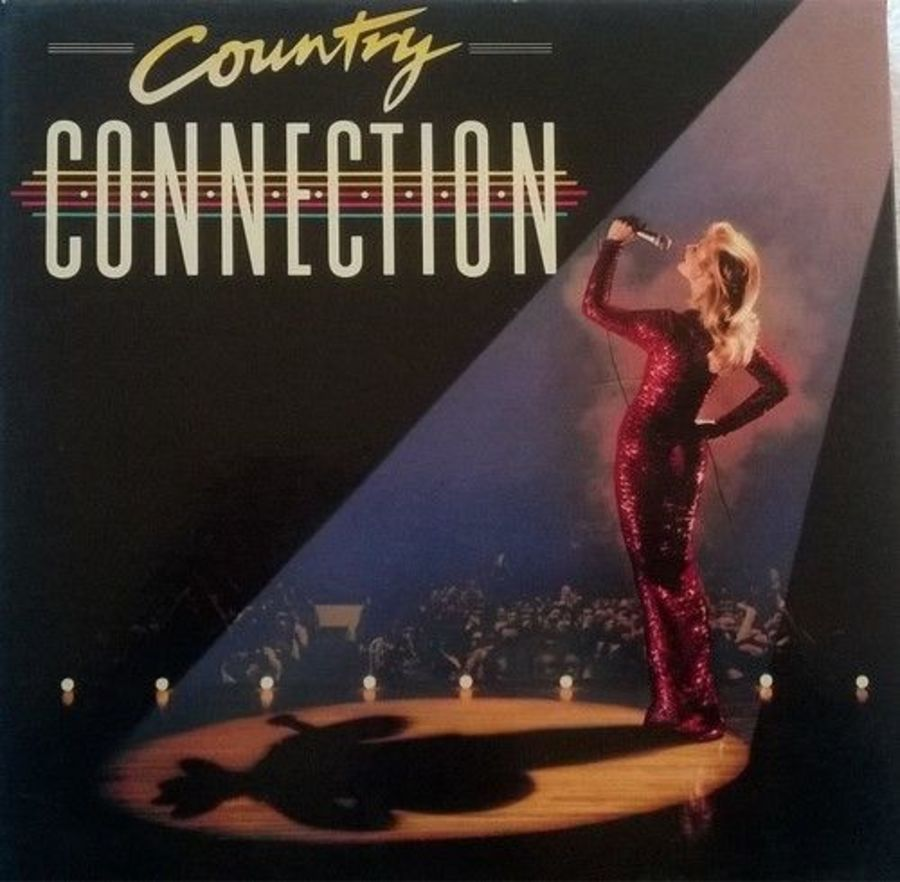 Country Connection 8 Vinyl Album Boxset