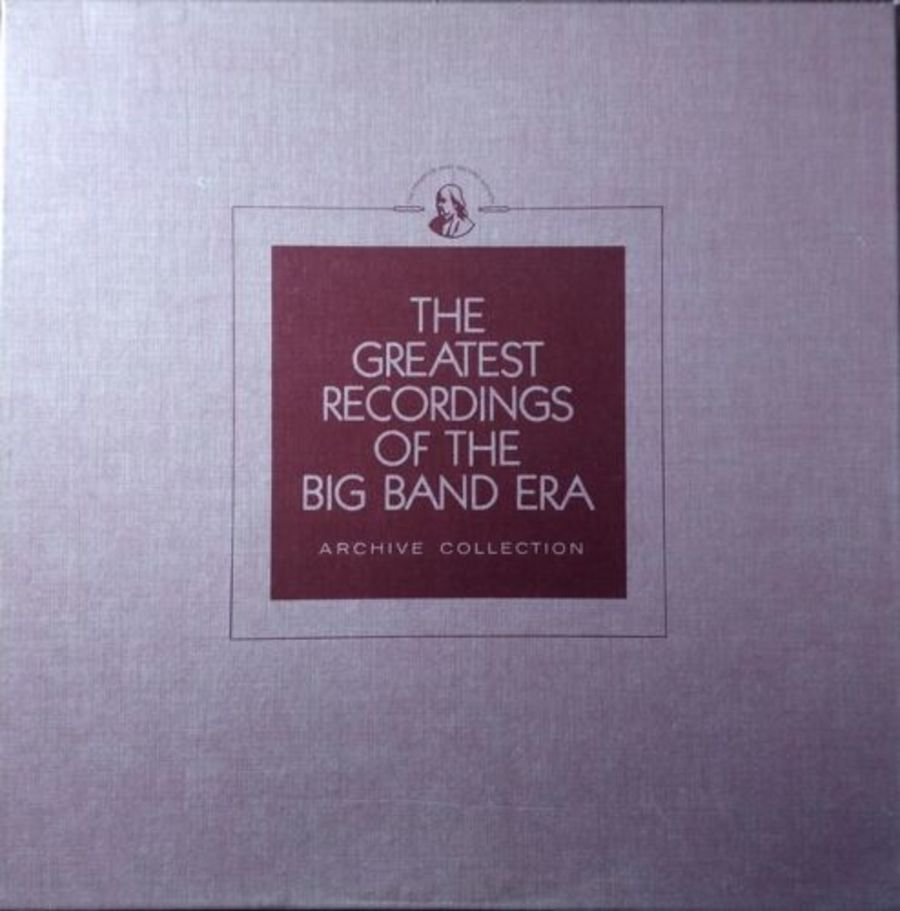 Greatest Recordings Of The Big Band Era - Franklin Mint Red Vinyl 13/14/15/16