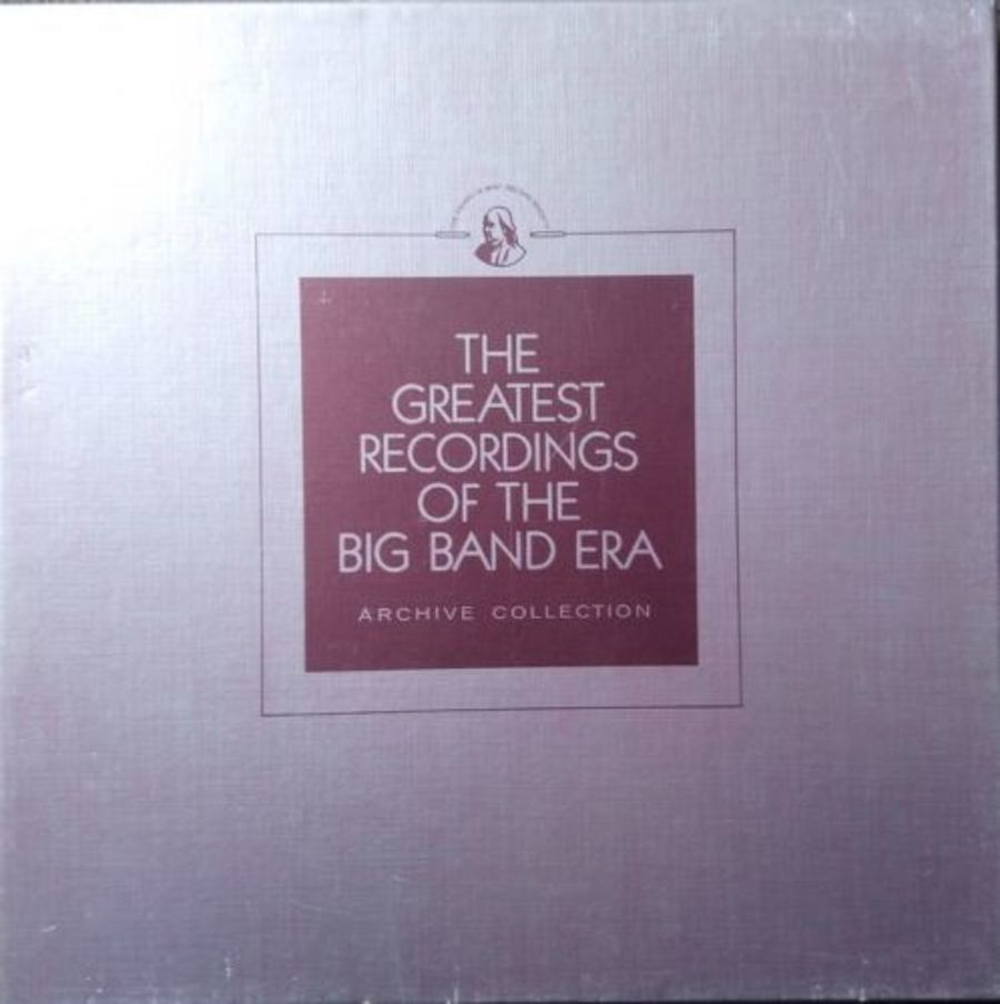Greatest Recordings Of The Big Band Era - Franklin Mint Red Vinyl 85/86/87/88