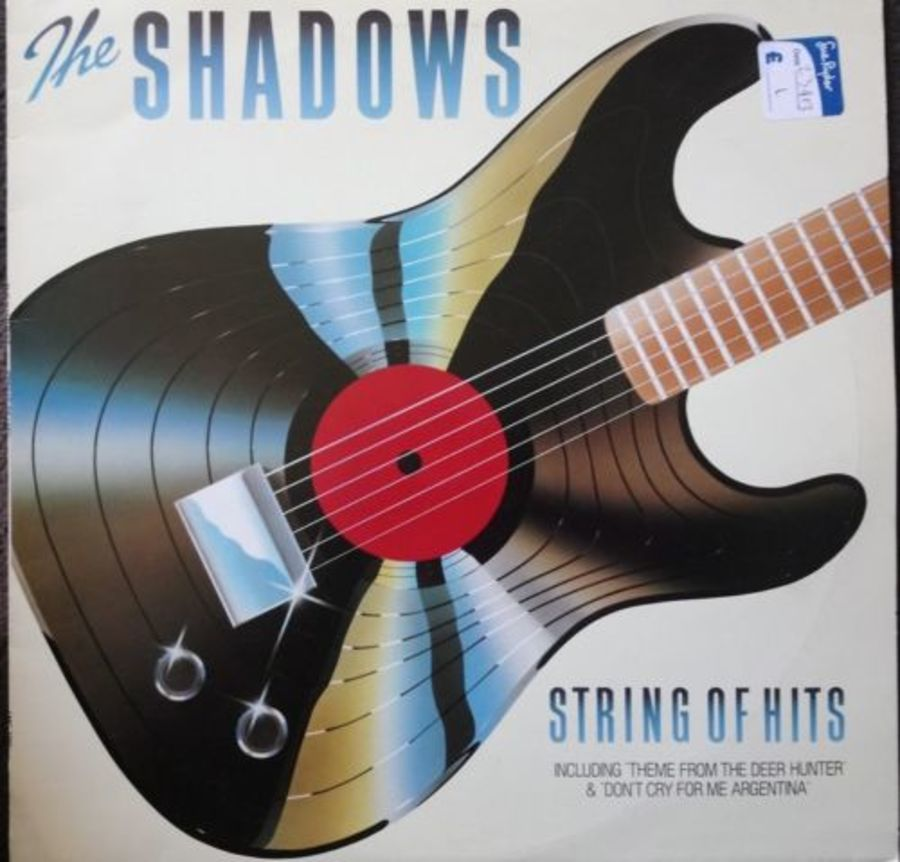 The Shadows - String Of Hits - Vinyl Record Album