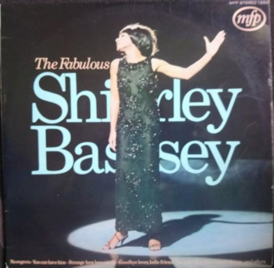 Shirley Bassey - The Fabulous - Vinyl Record Album