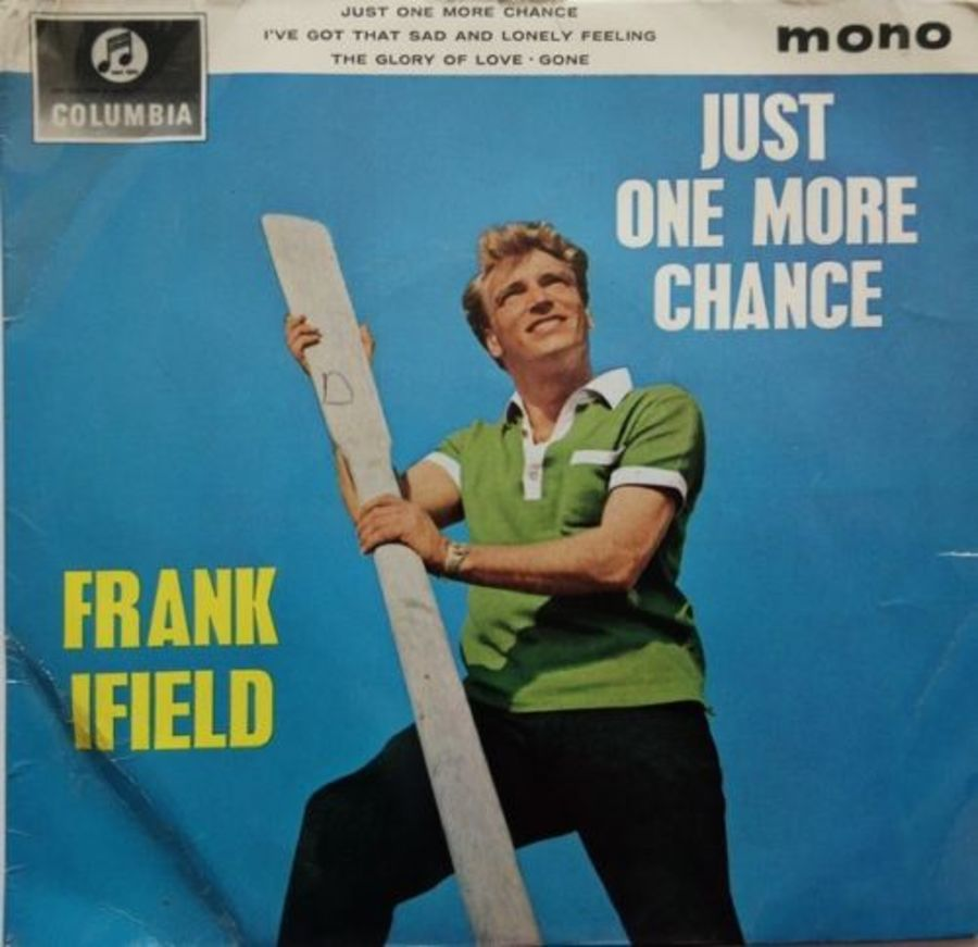 Frank Ifield - Just One More Chance - 7